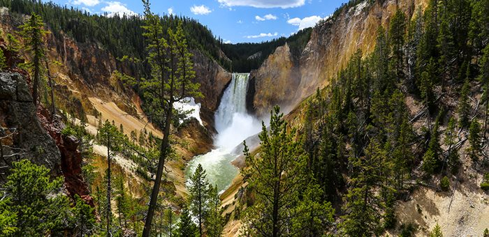 No vacation – no problem – take a tour of the National Parks
